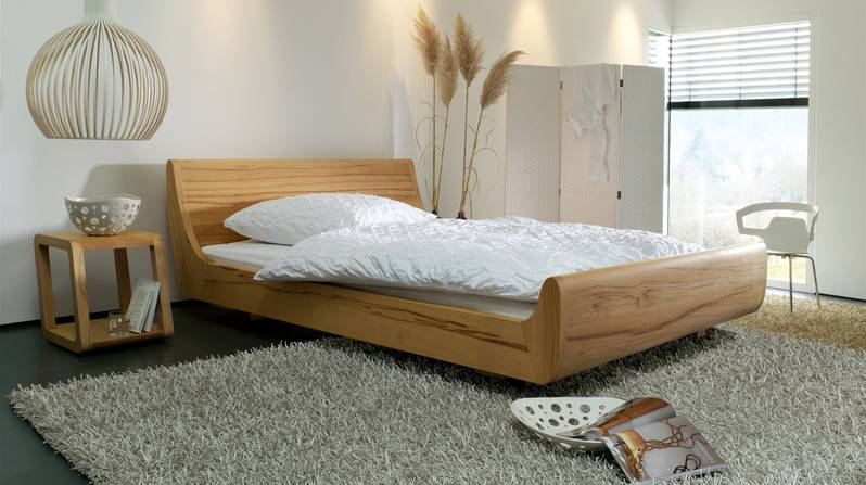 dormiente massivholzbetten. Black Bedroom Furniture Sets. Home Design Ideas